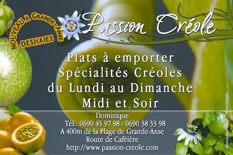 Restaurant en Guadeloupe Musical sur annuairebunny