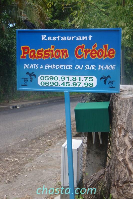 PASSION-CREOLE
