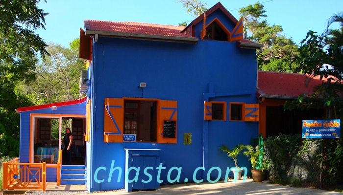 Restaurant passion creole
